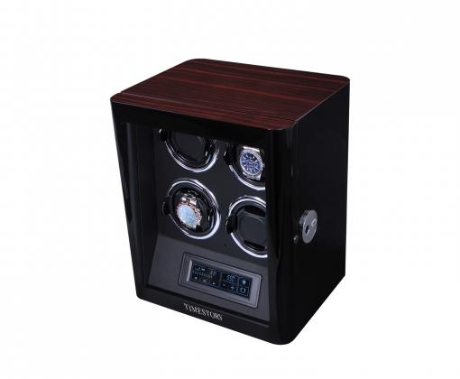Шкатулка для автоподзавода 4-х часов c отпечатком ELLIPSE 04MI